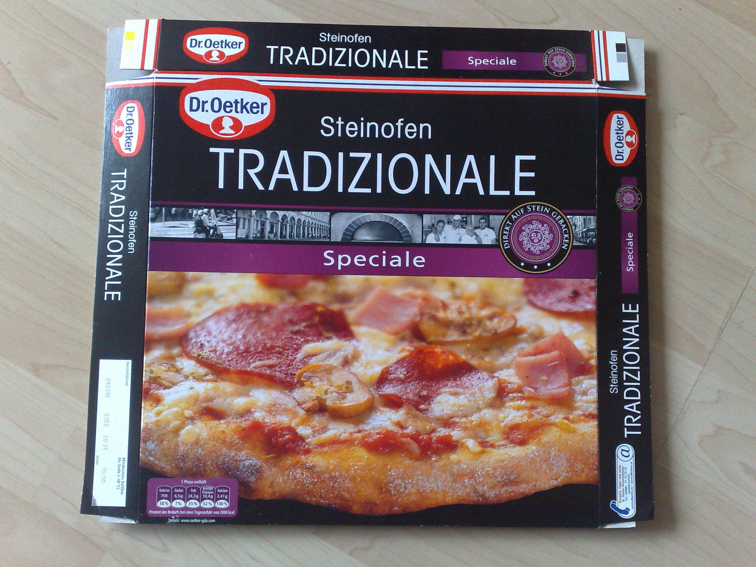 Heute gibts den nächsten trnd Pizza Test von mir, diesmal ist es die Dr. Oetker Tradizionale Speciale, da sie bei Edeka mal wieder nichts anderes hatten.. (Ich hätte heute zu gerne die Diavolo getestet <.<) Aber gut.. Ich wollte so oder so alle 6 Sorten probieren, jetzt kam die Speciale […]
