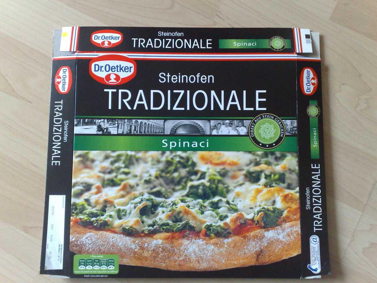 Heute kommen wir zur vierten der sechs Pizza Sorten von Dr. Oetkers Tradizionale Pizzas. Dieses mal teste ich die Sorte Spinaci! Wobei ich ehrlich gesagt sagen muss, das ich noch nie im Leben eine Pizza mit Spinat gegessen habe.. O_o Ich bin jedenfalls echt mal gespannt wie die so schmeckt, […]
