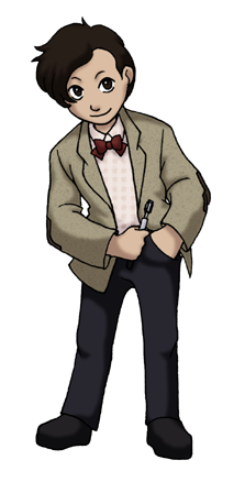 Chibi_11th_Doctor_by_TwinEnigma