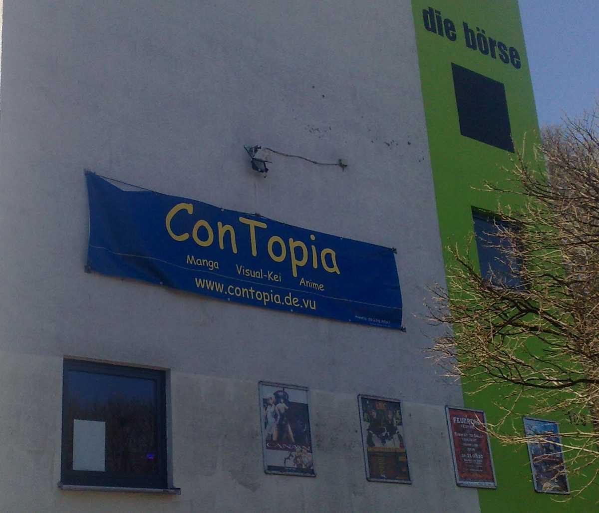 Diese Woche war es wieder soweit, und die Fünfte Contopia fand in Wuppertal in der Börse statt. Ich hab mir dies mal zum Anlass genommen und diese Con (zumindest) für einen Tag besucht, (welcher auch gleichzeitig noch der Tag war an dem Evangelion 2.00 lief! höhö) und berichte euch heute […]