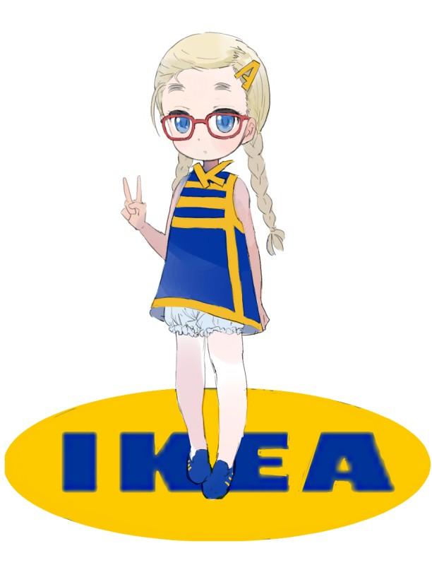 Ich war diese Woche bei Ikea und habe ein paar schöne Kleinigkeiten für meine neue Wohnung eingekauft.. Was genau ich gekauft habe und vorallem was ich daraus gemacht habt, erfahrt ihr in diesem Eintrag.