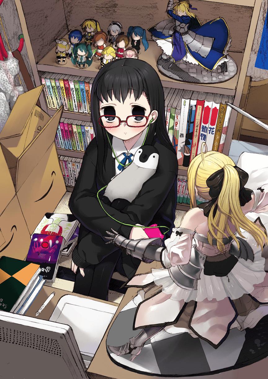"""Momentan schaue ich mir die Serie """"Ore no Imouto ga konna wake ga nai"""" (Zu Deutsch: Kann meine Kleine Schwester wirklich so Süß sein?!"""") an, in der es um das 14 Jährige Mädchen Kirino geht, die total auf """"kleine Schwestern"""" Eroge steht genau wie auf Magical Girl Anime. Dies allerdings […]"""