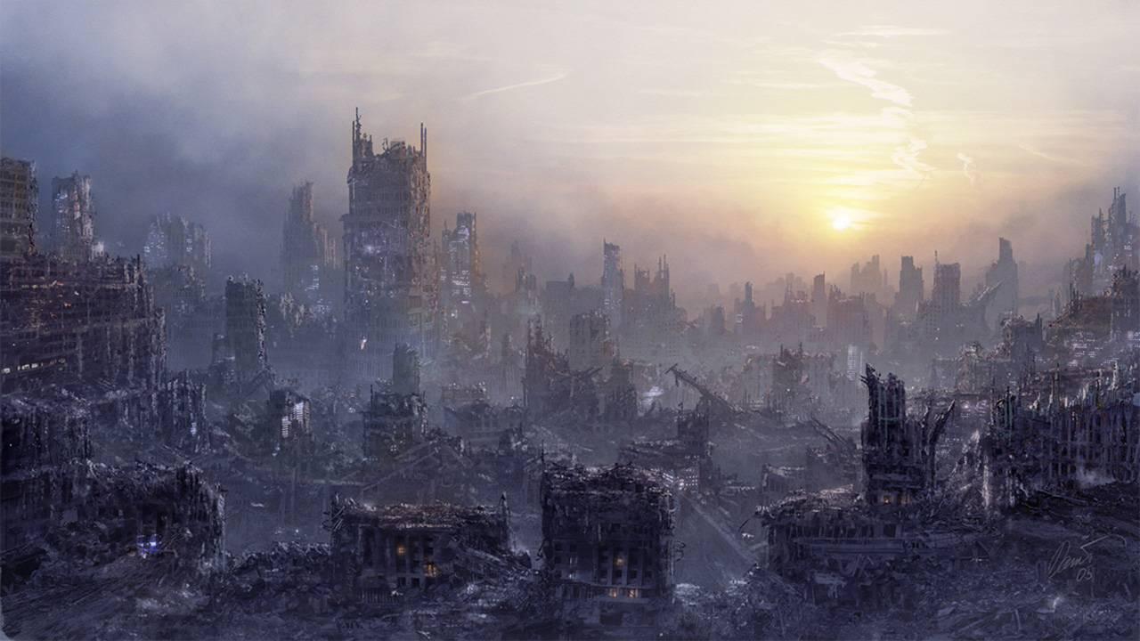 Post-Apocalypse_Environment