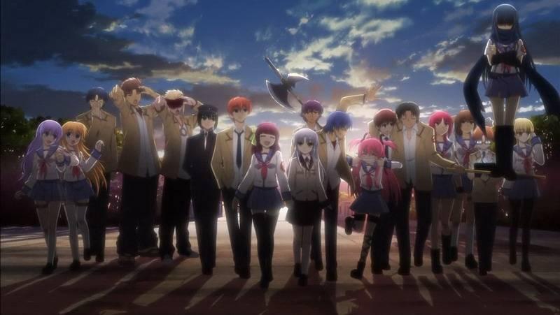 Nach ner neuen Pause *hust* kommen wir heute zu Tag 12 meine Projektes 31 Tage und 31 Anime/Manga! Diesmal geht es um einen Anime, den du von Freunden/Bekannten/… empfohlen bekommen hast.